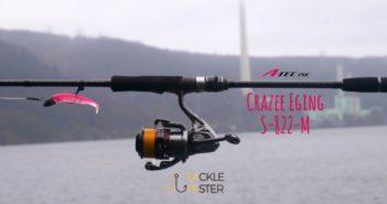 Crazee-Eging-S822M vor Wasser