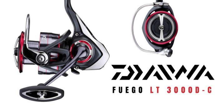 Daiwa Fuego LT 3000D-C Spinnrolle