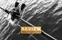 Review zur Tailwalk Fullrange C711H mit Curado Baitcaster Rolle