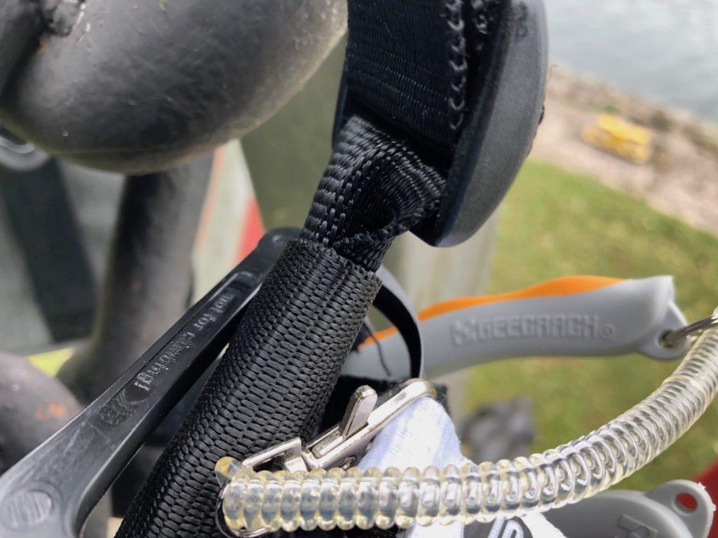 Gürtel SPRO Freestyle Ultrafree Angeltaschen