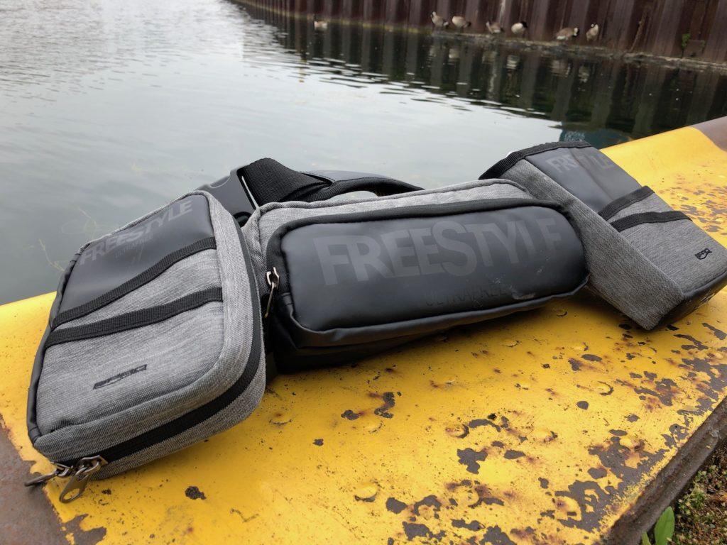 SPRO Freestyle Ultrafree Angeltaschen auf einen Blick