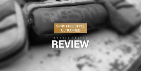 """Totale Freiheit? SPRO Freestyle """"Ultrafree""""-Taschen im Test"""