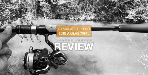 Gamakatsu Akilas 70ML im Test – Neuauflage eines Bestsellers