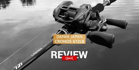 Kurzvorstellung: Daiwa Cronos 672LB