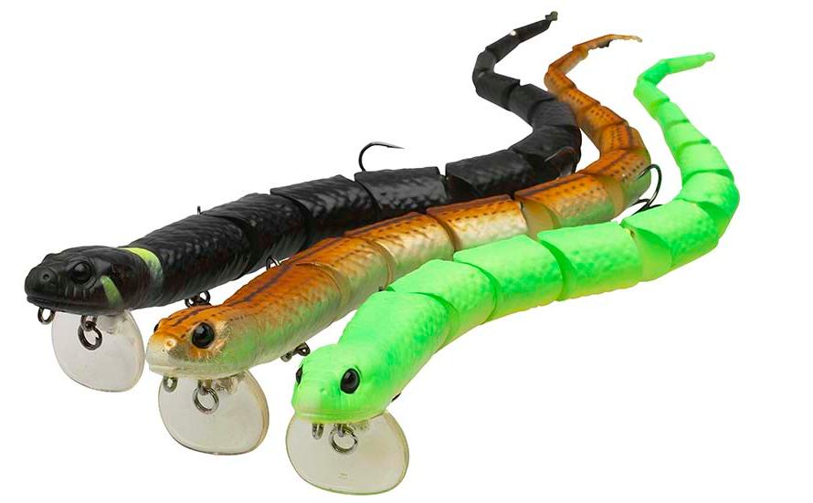 Savage Gear 3D Snake Farbauswahl