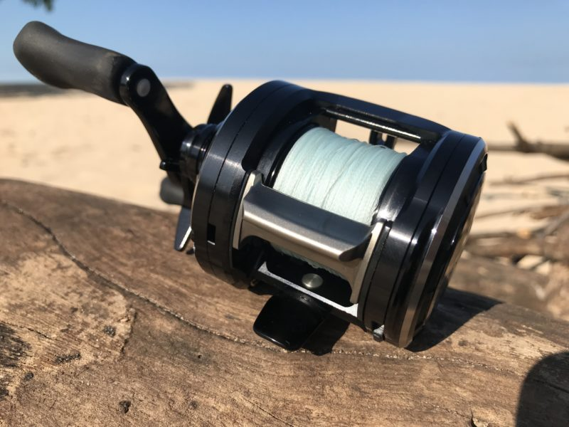Tackle-Tester - Daiwa Ryoga 1520Hl - Rear View