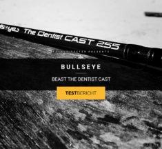 Bullseye BEAST THE DENTIST CAST – die perfekte Hechtrute?