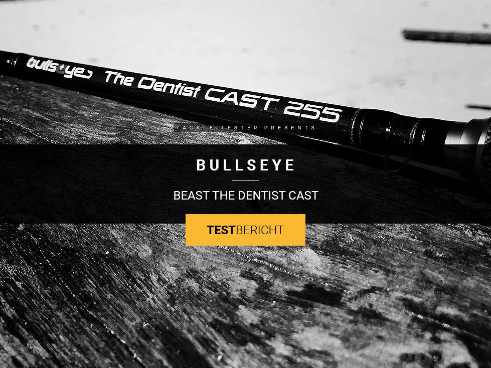 2,55m Bullseye Beast The Dentist 255