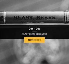 Qu-on Blast Beats BBC-85XXH – Swimbaitrute der Extraklasse