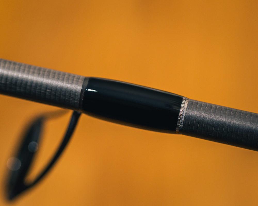 Sauber montierter Fuji Ring mit Fuji Alconite Einlage