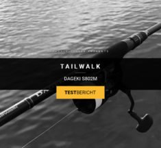 Tailwalk DAGEKI S802M: Die universelle Distanzrute im Test