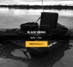 Black Viking Premium Belly Boat – kann es sich einen Platz in Vallhalla sichern?
