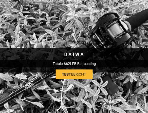 Daiwa Tatula Baitcasting Ruten – Gutes muss nicht teuer sein!