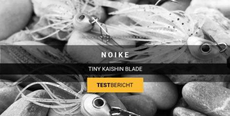 Noike Tiny Kaishin Blade – Mini Chatterbait mit großer Klasse?